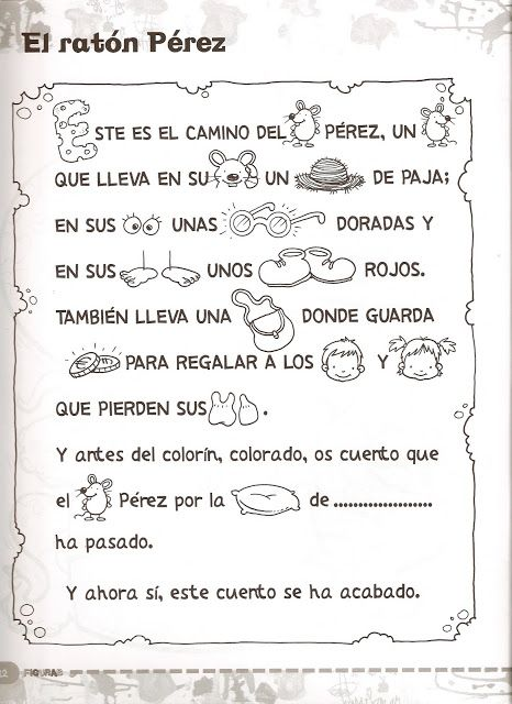 Carta de ratoncito perez para imprimir - Imagui
