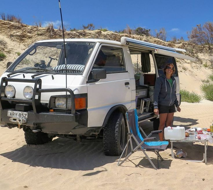 Mitsubishi Delica 4x4 Camper Elevating: 17 Best Images About Van On Pinterest