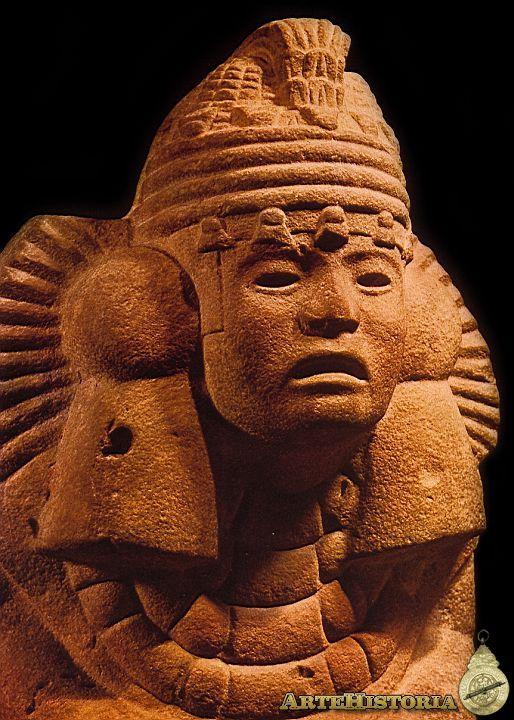 Diosa Centeocihuatl. Cultura Huasteca (Tuxpan, México) Autor: Fecha: 1000-1200 Museo: Museo Nacional de Antropología de México