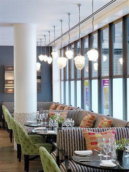 The Soho Hotel, London - Cafe