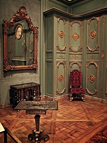 59 Best Rococo Interiors Images On Pinterest