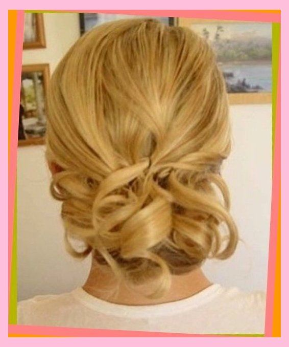 Partial Updos For Medium Length Hair Wedding Brides