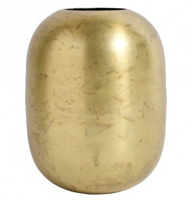 Oval Messing Vase