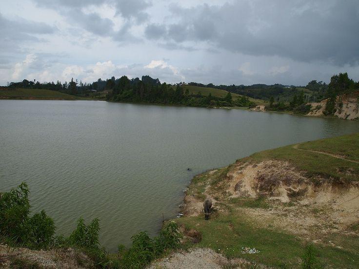 Danau Sidihoni Keindahan Alam Luar Biasa di Sumatera Utara - Sumatera Utara