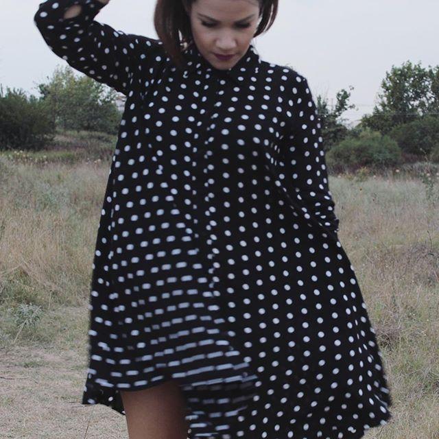 🎀 . . . . . . #streetstyle #outfit #summeroutfit #outfitinspiration #outfitinspo #ootd #fashion #style #fashiongram #fashionaddict #liketkit #instafashion #instastyle #fashionblogger #blogger #outfitoftheday #clothes #shoes #handbag #fashionbloggers #instablogger #dress #polkadot #dots #blackandwhite #shirtdress
