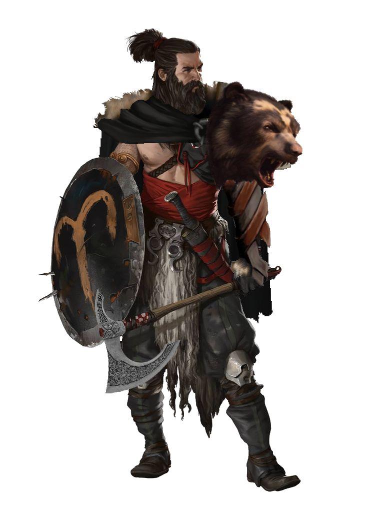 Dnd  E Barbarian Build