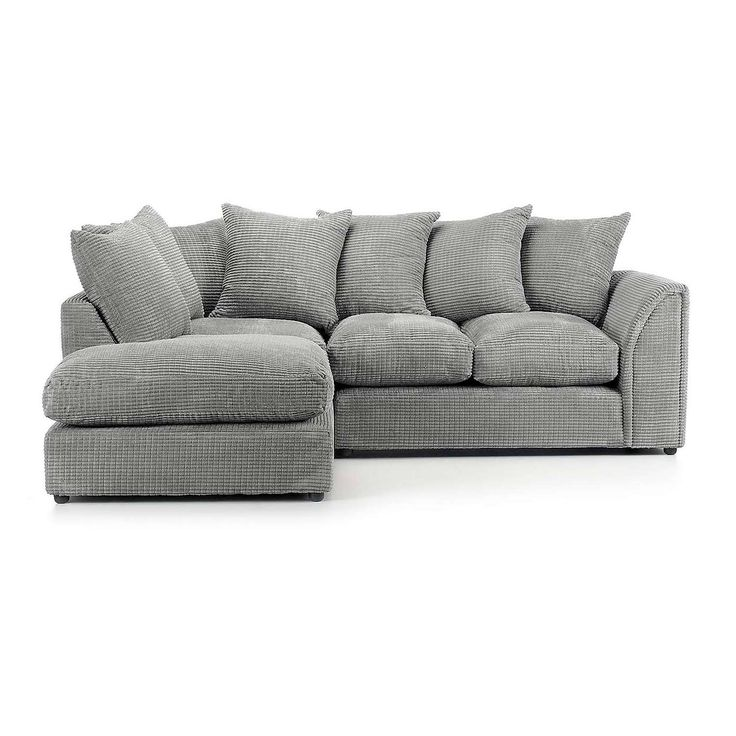 Jumbo Cord Corner Sofa Dunelm: Best 25+ Grey Corner Sofa Ideas On Pinterest