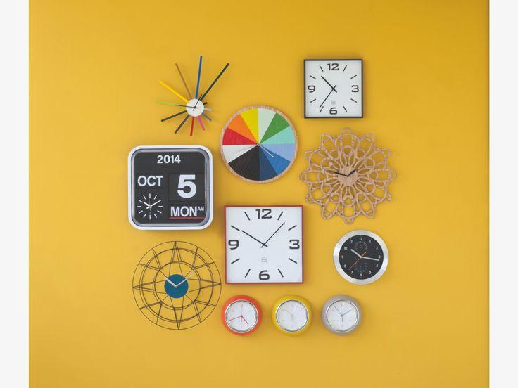 53 best Clocks images on Pinterest   Wall clocks, Flip clock and ...