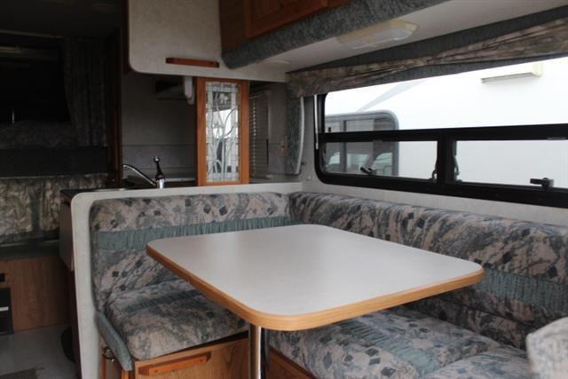 11,000  Used 1998 Fleetwood Caribou Truck Camper For Sale In Roanoke, VA - ROA1213040 - Camping World
