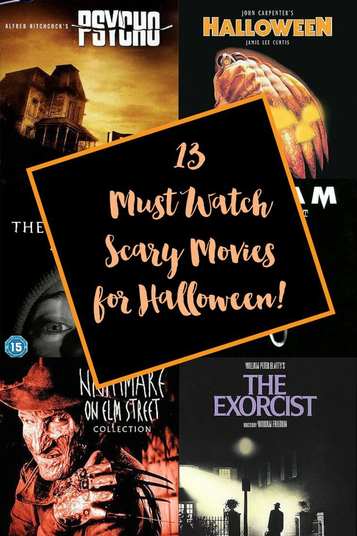 Best 20+ Scary movie list ideas on Pinterest | Halloween movies ...