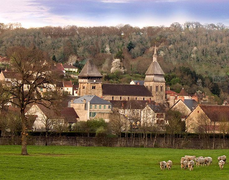 Chambon-sur-Voueize – Région LIMOUSIN -