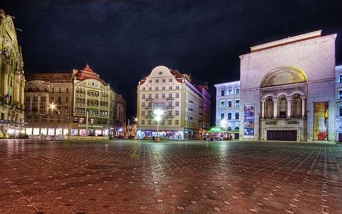 Piata Victoriei - Timisoara