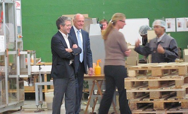 Alain Rousset avait fait ses premiers pas de député en 2007 et repart sur la 7° de Gironde. Croquis de campagne.