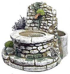 Fontaine Puits A3 (eau courante)                                                                                                                                                                                 Plus