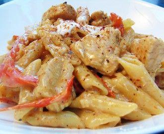 Syn Free One Pot Cajun Chicken Pasta   Slimming World
