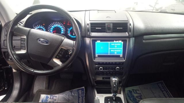 Ford Fusion SEL V 6 AWD 4 x 4 ano 2010 Automático - 2010