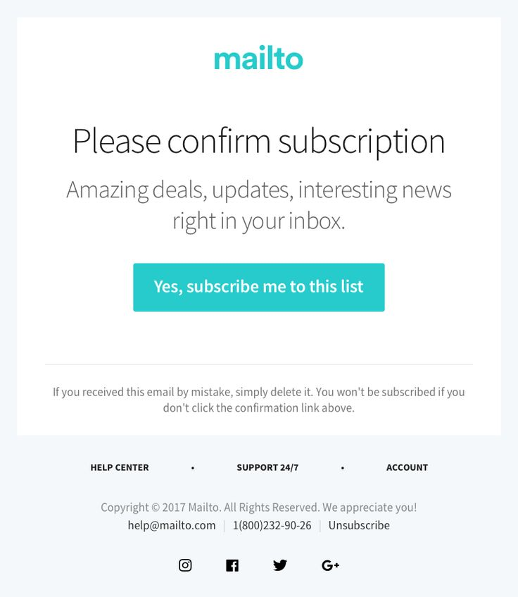 9 best Mailto \u2014 Email Templates images on Pinterest Email - sendgrid email templates