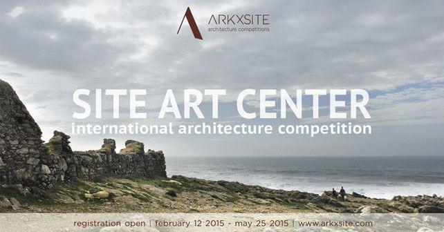 Concurso internacional de arquitectura Site Art Center