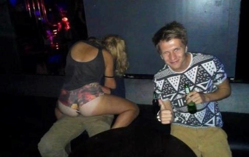 embarrassing drunk nude pictures