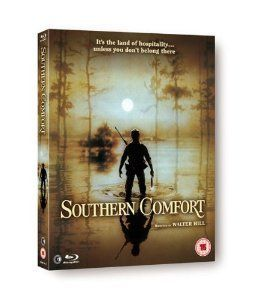 Southern Comfort (Limited Edition Packaging) From Walter Hill legendary director of The Warriors and The Long Riders comes this gripping cult classic. A routine training exercise in the Louisiana bayou becomes and all too real war of attrition w http://www.MightGet.com/january-2017-12/southern-comfort-limited-edition-packaging-.asp