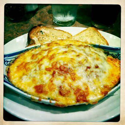 Italian Chain Restaurant Recipes: Fazoli's Bakes Spaghetti