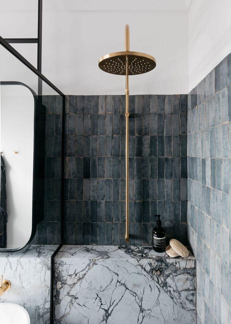 rethinking the shower niche why i think the ledge is next rh pinterest com