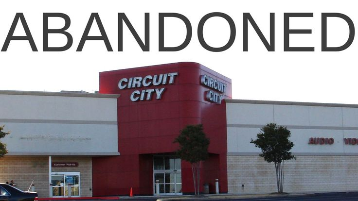 How CIRCUIT CITY fell apart and lost to Best Buy