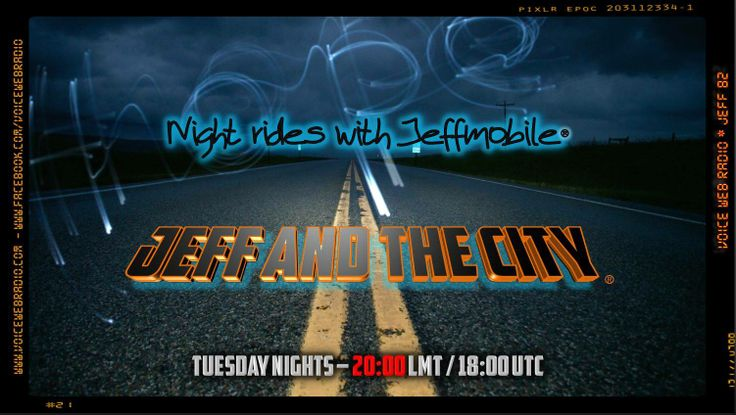 Jeff and The City Τρίτη @ 20:00