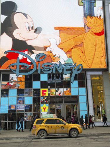Disney Store Chicago Tourist Info - http://www.epictourist.com/disney-store-chicago-tourist-info/