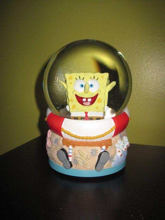 Globe musical Bob l'Éponge  /   Globe musical SpongeBob