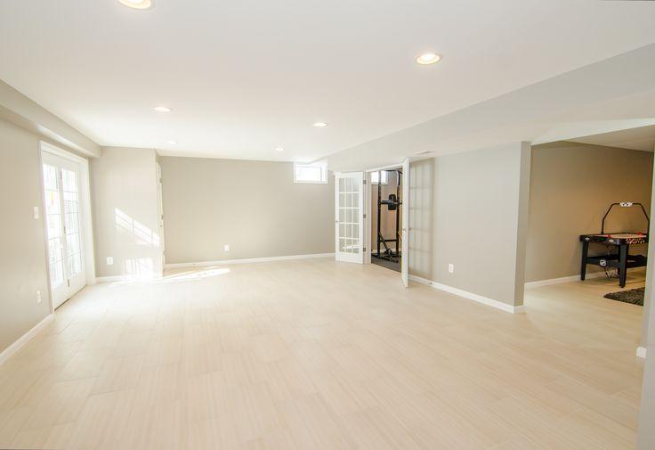 porcelain tile plank flooring