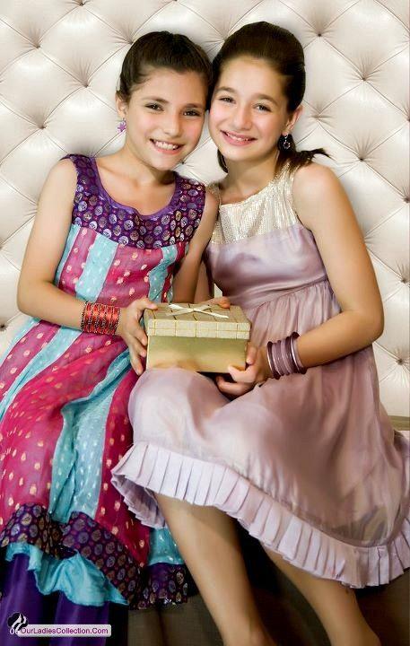Exclusive Eid Collection 2012 By ChenOne | ChenOne Eid Dresses For Men | Women | Kids ~ Pakistani Designers Pakistan Fashion Shows