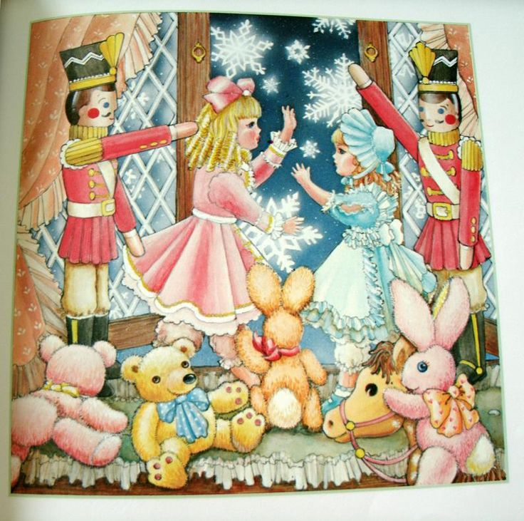 Lynn Hollyn's Christmas Toyland, Vintage 1980s Children's