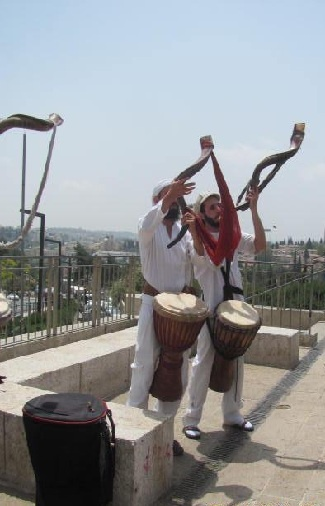 jerusalem during rosh hashanah