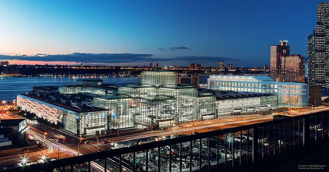 New York to Expand Its Jacob K. Javits Convention Center