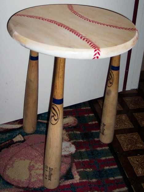 I love this for your boy who plays baseball!! this would be perfect!