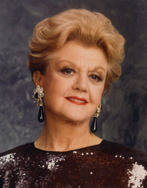 Angela Lansbury  My favorite  Mrs. Potts and Jessica Fletcher