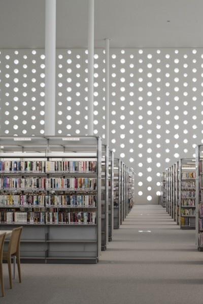 Kanazawa Umimirai Library by Kazumi Kudo and Hiroshi Horiba / Coelacanth K Architects / JAPAN
