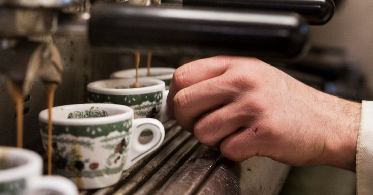 "The Neapolitan tradition of ""suspended coffee"" — paying for two, drinking one and leaving the receipt for the other for a stranger — has spread around the world."