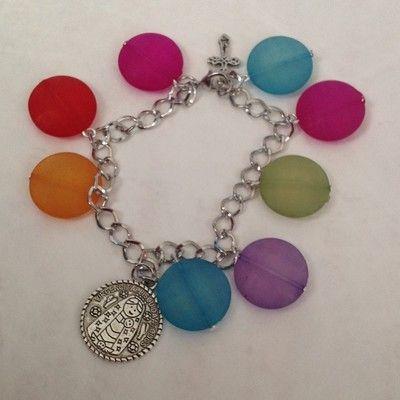 New Virgencita Plis Bracelet Design by Jopaci | eBay