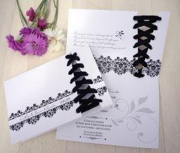 209 best faire part de mariage images on pinterest wedding stationary invites wedding and. Black Bedroom Furniture Sets. Home Design Ideas