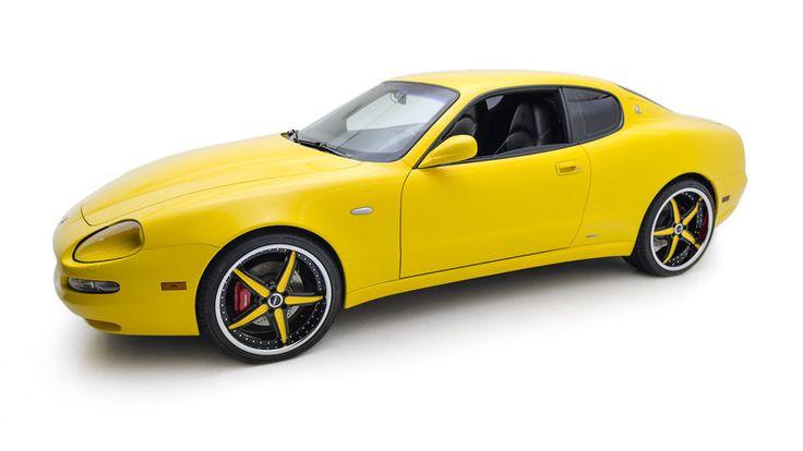 2002 Maserati Cambiocorsa Coupe 4.2/400 HP