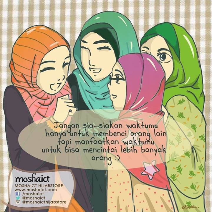 """""""Jangan sia-siakan waktumu untuk membenci orang lain, tapi manfaatkan waktumu untuk bisa mencintai lebih banyak orang."""" [www,moshaict.com]"""