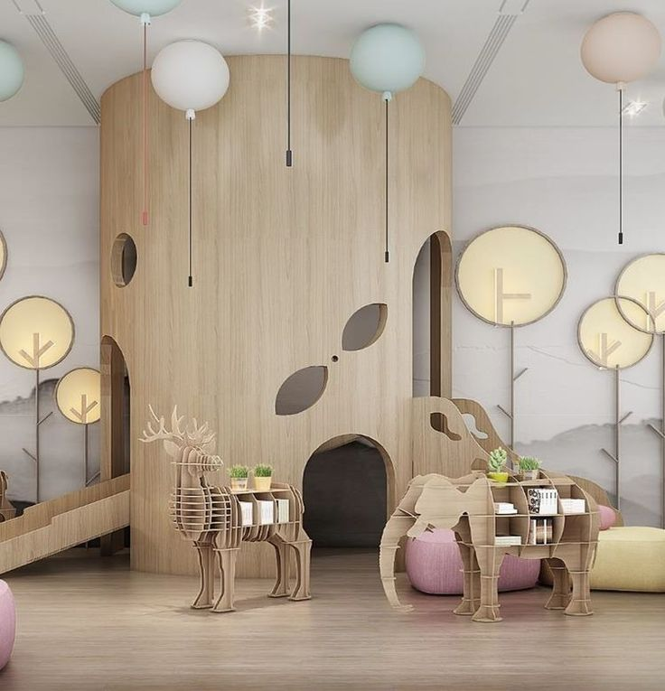 20+ Beautiful Kids Furniture Design Ideas With Animal Shaped That You Must Try