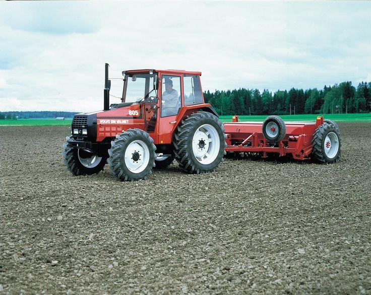 volvo bm valmet 805 �� tractor mania �� pinterest volvo