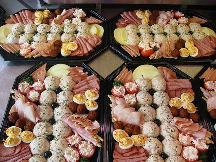 Buffet jagers 800 600 koud buffet pinterest for Buffet cuisine en pin