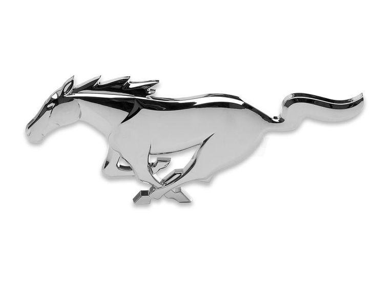 2007 Mustang GT Pony Emblem