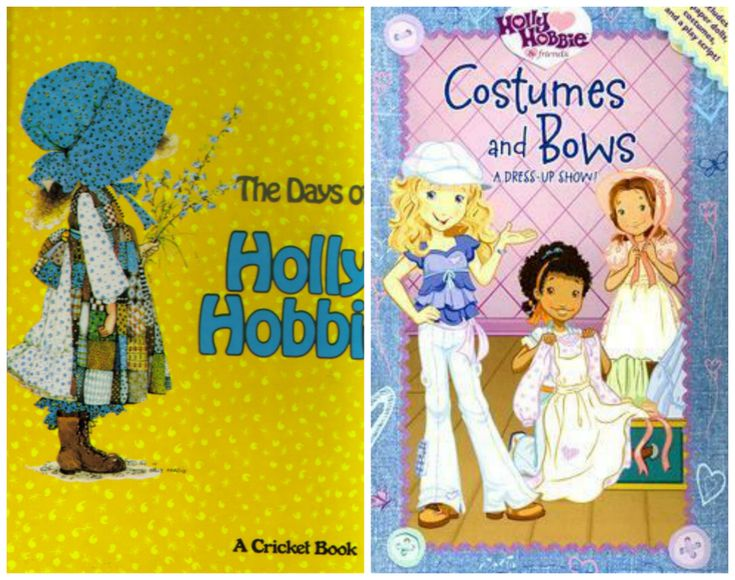 7 80s Characters From My Childhood Then And Now – What Happened? 6.  Holly Gets a New Hobby #kids #toys