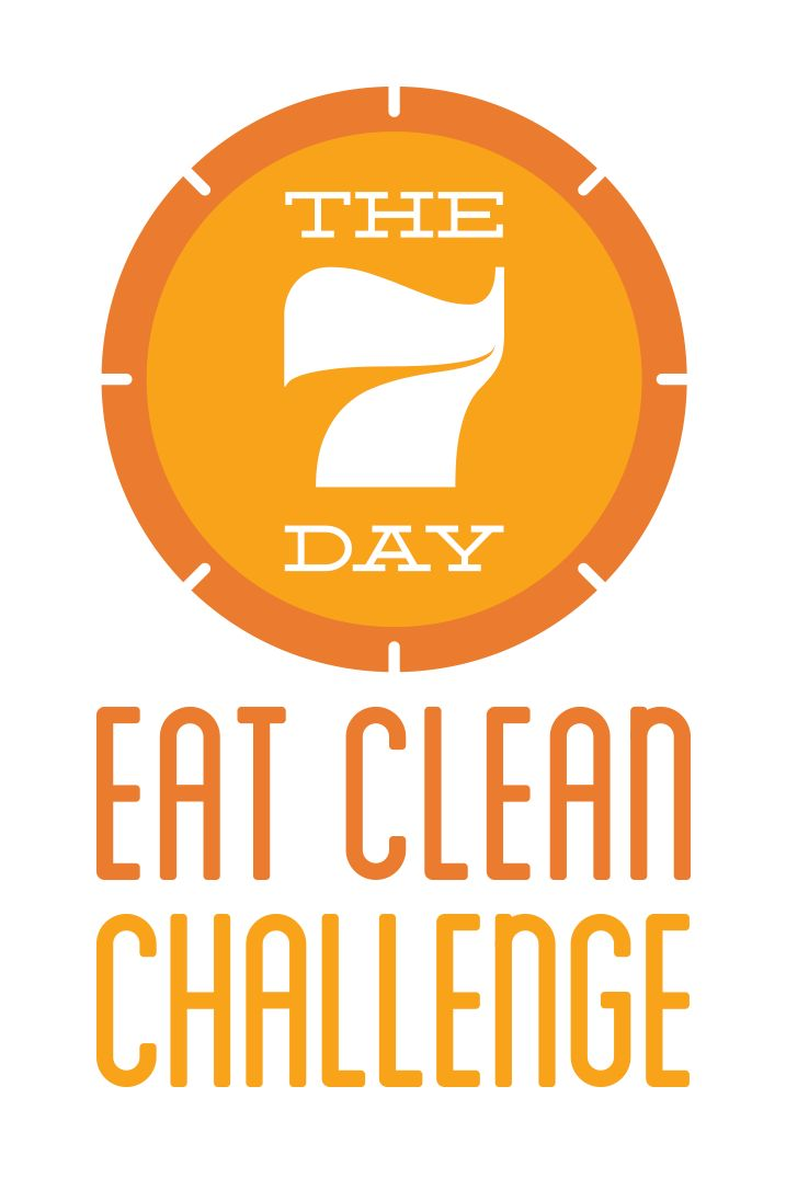 The 7 Day Eat Clean Challenge- this would be good to do right before a juicing cleanse