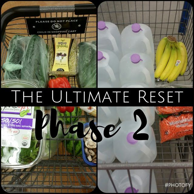 My Engineered Life: Fitness & Nutrition: Phase 2: The Ultimate Reset - Release